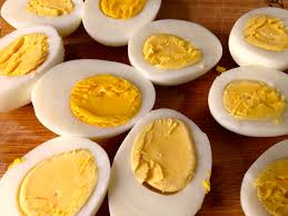 perfect egg with electric egg cooker